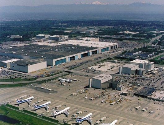 Fabrica de Boeing