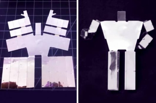 Robots horneables del MIT