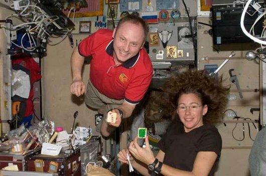 Astronautas que son ingenieros