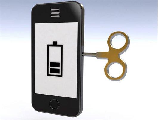 Baterías en los dispositivos electrónicos