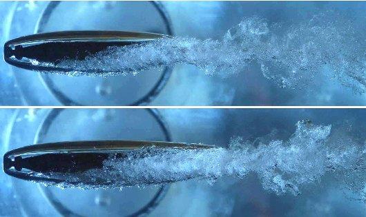 Supercavitación