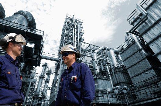 Ingenieros petroleros