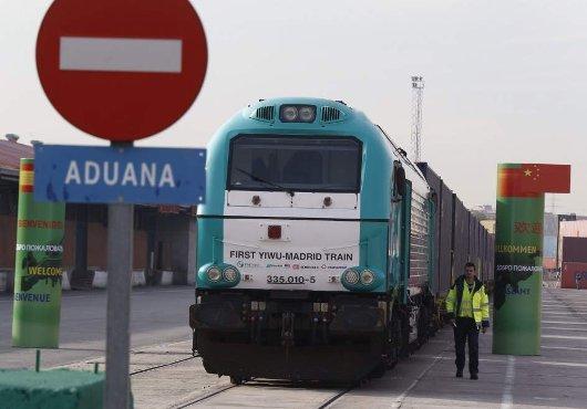 Tren China-España