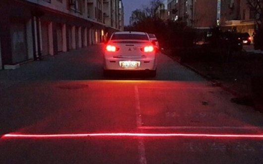 laser-anticolision