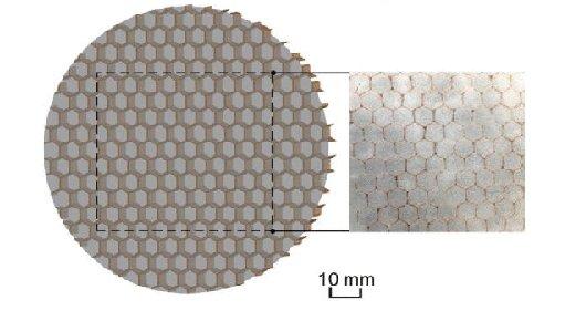 cavidades-hexagonales